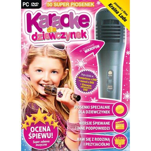 Karaoke dla Dziewczynek - Nowa Edycja + Mikrofon Gra PC