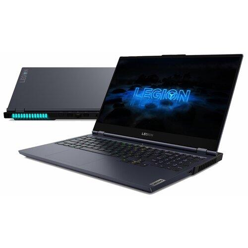 "Laptop LENOVO Legion 7 15IMH05 15.6"" IPS 144Hz i7-10750H 16GB SSD 512GB GeForce 2060 Windows 10 Home"