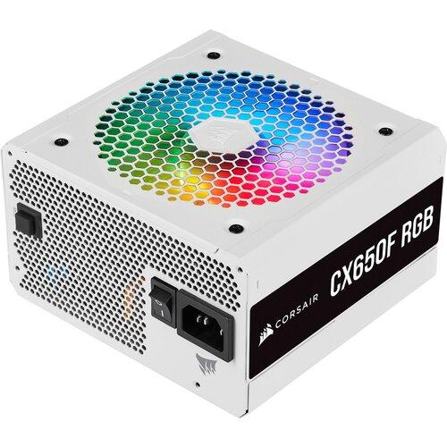 Zasilacz CORSAIR CX650F 650W RGB Bronze