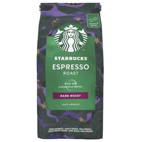 Kawa ziarnista STARBUCKS Espresso Dark Roast Arabica 0.2 kg