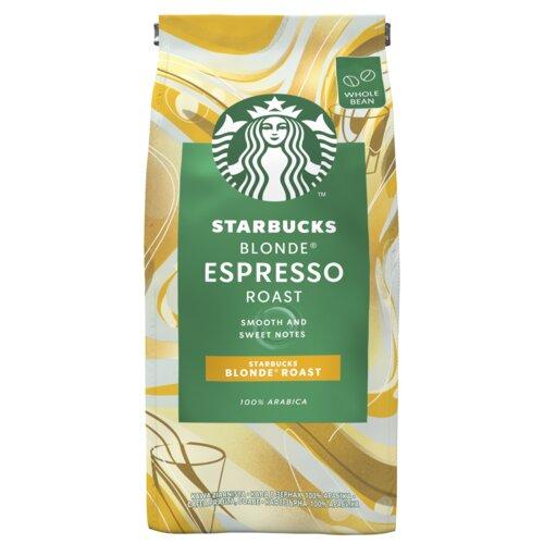 Kawa ziarnista STARBUCKS Espresso Blonde Roast Arabica 0.2 kg