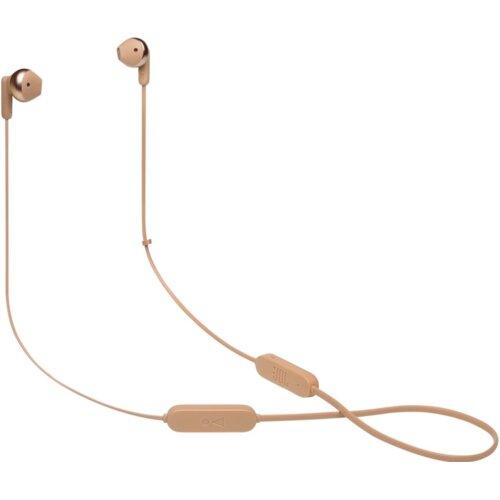 Słuchawki douszne JBL Tune 215BT Złoty