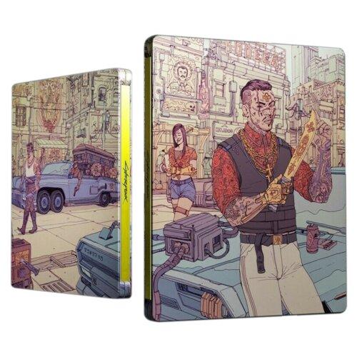 Steelbook Cyberpunk 2077 (Valentinos)