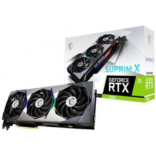 Karta graficzna MSI GeForce RTX 3080 Suprim X 10GB