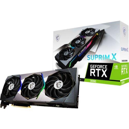 Karta graficzna MSI GeForce RTX 3090 Suprim X 24GB