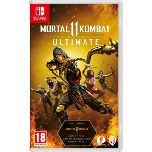 Mortal Kombat XI Ultimate Gra NINTENDO SWITCH