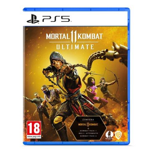 Mortal Kombat XI Ultimate Gra PS5