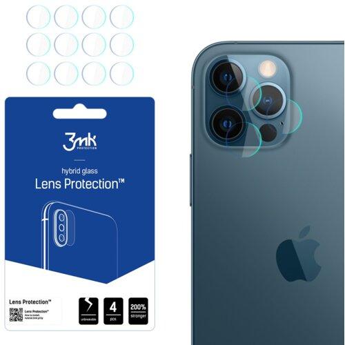 Szkło hybrydowe 3MK Lens Protection do Apple iPhone 12 Pro