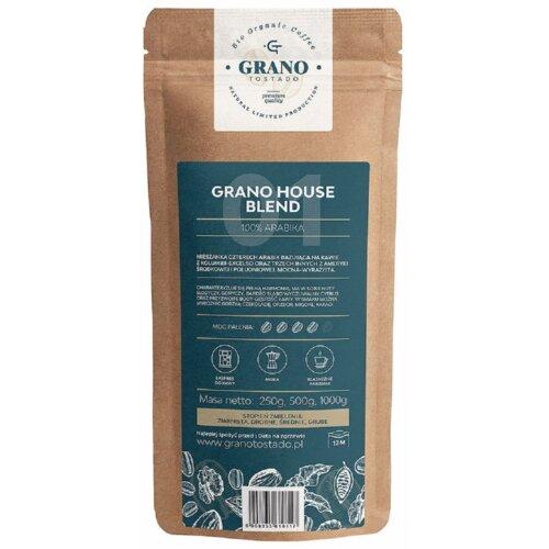 Kawa ziarnista GRANO TOSTADO House Blend Arabica 1 kg