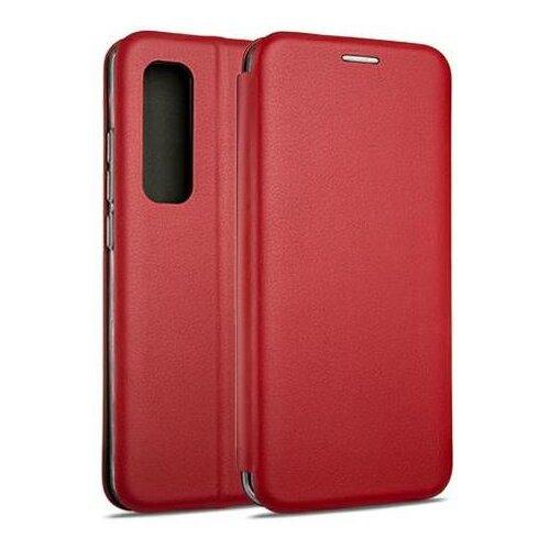 Etui BOOK MAGNETIC do Xiaomi Mi Note 10 Lite Czerwony