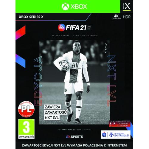 FIFA 21 Gra XBOX SERIES X