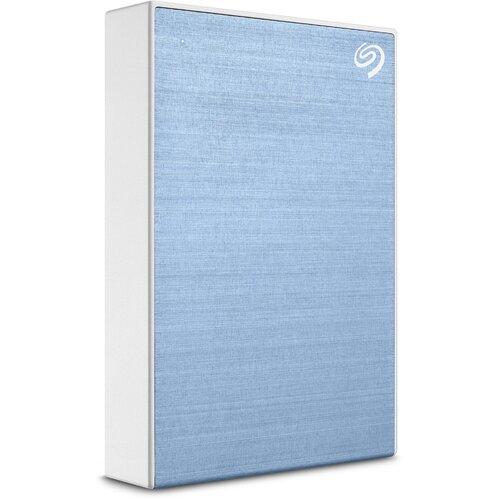 Dysk SEAGATE One Touch 4TB HDD Niebieski