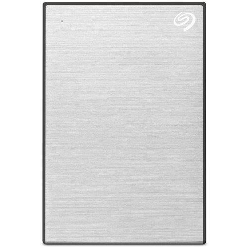 Dysk SEAGATE One Touch 5TB HDD Srebrny