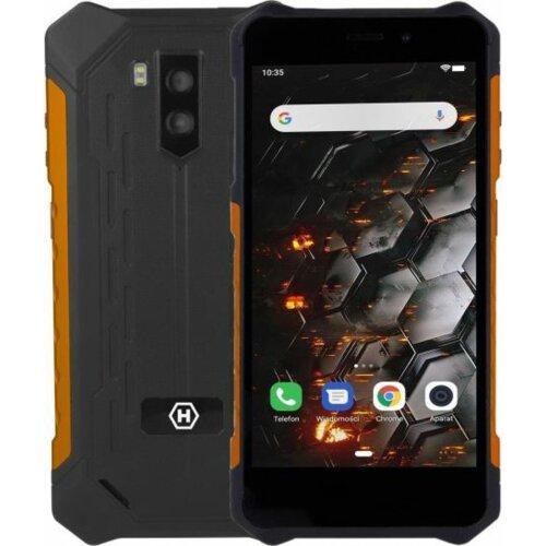 """Smartfon HAMMER Iron 3 3/32GB 5.5"""" Pomarańczowy"""