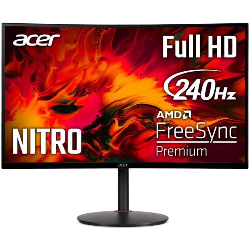 """Monitor ACER Nitro XZ270X 27"""" 1920x1080px 240Hz 1 ms Curved"""