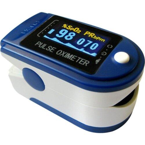 Pulsoksymetr CONTEC CMS50D Certyfikat Medyczny