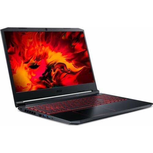 "Laptop ACER Nitro 5 AN515-55 15.6"" IPS i5-10300H 8GB SSD 512GB GeForce 1650Ti Windows 10 Home"