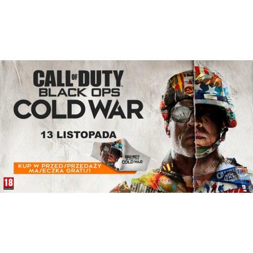 Maseczka CENEGA Call of Duty Cold War