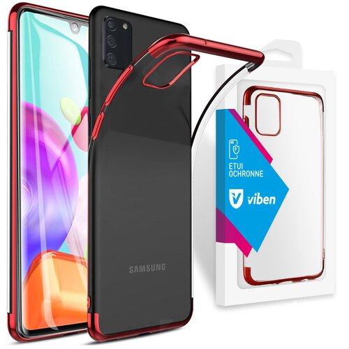 Etui VIBEN do Samsung Galaxy A41 Czerwony