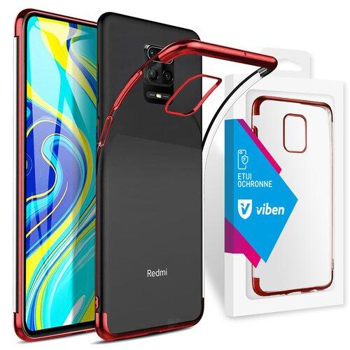 Etui VIBEN do Redmi Note 9s / 9 Pro Czerwony