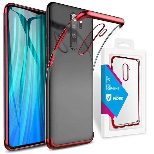 Etui VIBEN do Redmi Note 8 Pro Czerwony