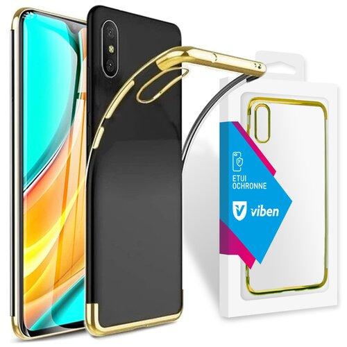 Etui VIBEN do Xiaomi Redmi 9A Złoty