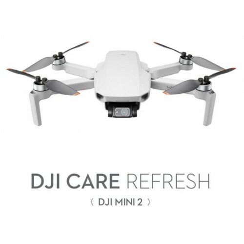 Ochrona DJI Care Refresh do Mini 2 (Mavic Mini 2) Plan Dwuletni