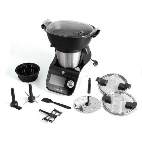 Robot wielofunkcyjny ELDOM MFC2500 Perfect Mix 2 1300W z wbudowaną wagą i funkcją gotowania