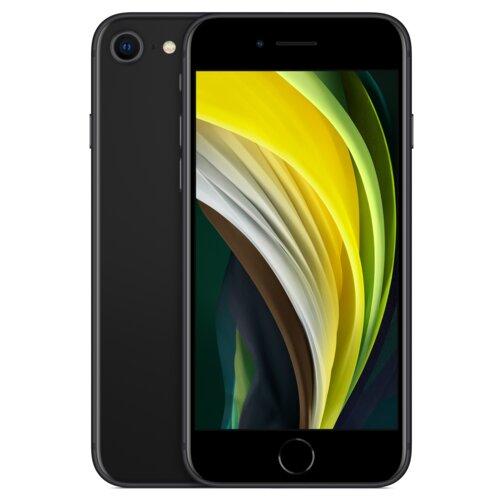 "Smartfon APPLE iPhone SE 2020 128GB 4.7"" Czarny MHGT3PM/A"