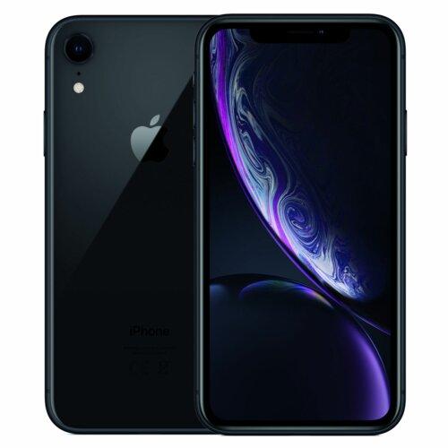 """Smartfon APPLE iPhone Xr 64GB 6.1"""" Czarny MH6M3PM/A"""