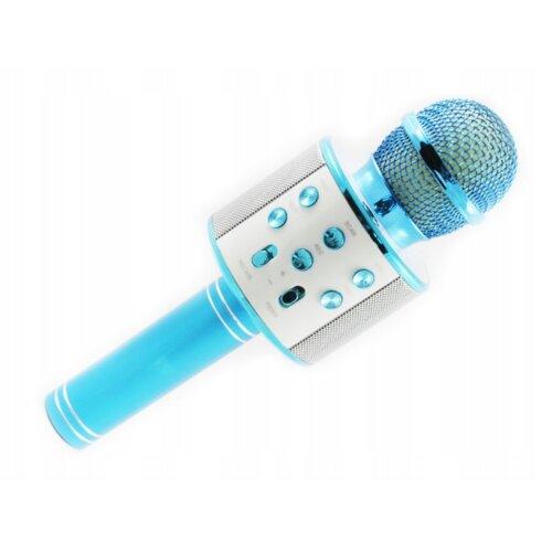 Mikrofon XREC WS858 Niebieski