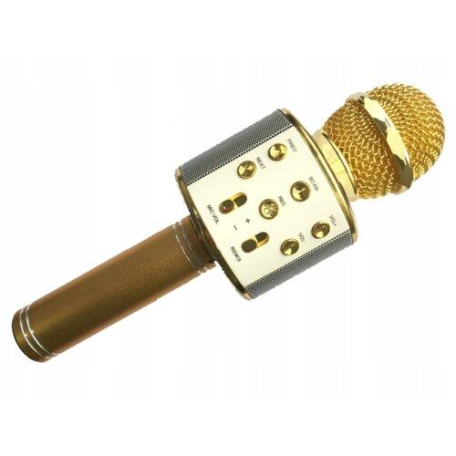 Mikrofon XREC WS858 Złoty