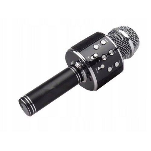 Mikrofon XREC WS858 Czarny