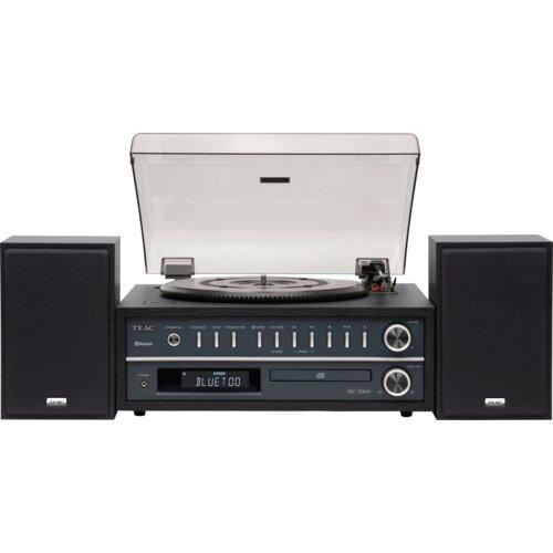 Gramofon TEAC MC-D800 Czarny