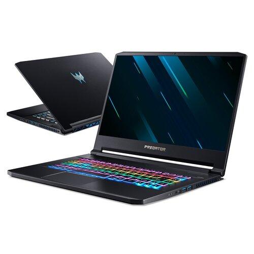 "Laptop ACER Predator Triton 500 PT515-52 15.6"" IPS 144Hz i7-10750H 16GB SSD 512GB GeForce 2070 Max-Q"
