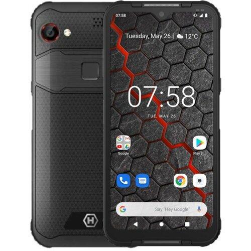 """Smartfon HAMMER Blade 3 4/64GB 6.2"""" Czarny"""