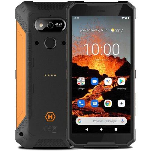 "Smartfon HAMMER Explorer Pro 6/128GB 5.7"" Pomarańczowy"