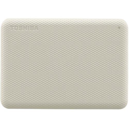 Dysk TOSHIBA Canvio Advance 4TB HDD Biały