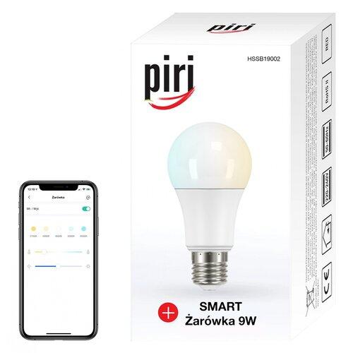 Żarówka LED PIRI HSSB19002 9W E27