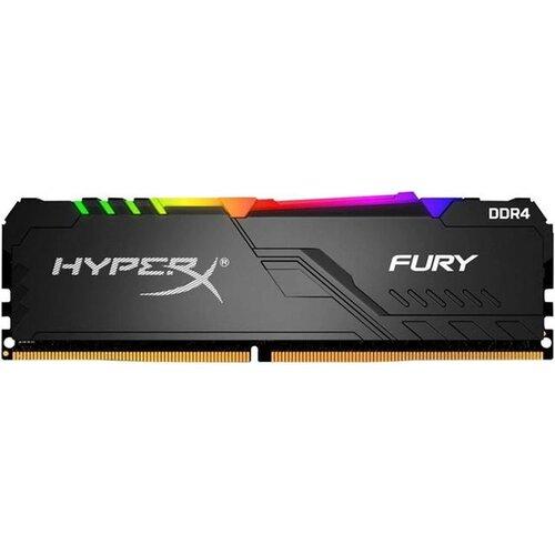 Pamięć RAM HYPERX Fury RGB 16GB 3000MHz
