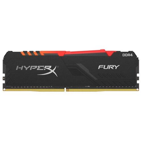 Pamięć RAM HYPERX Fury RGB 16GB 3200Mhz