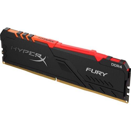 Pamięć RAM HYPERX Fury RGB 16GB 3600MHz