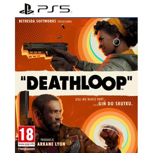 Deathloop Gra PS5