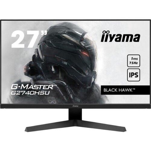 "Monitor IIYAMA G-Master G2740HSU 27"" 1920x1080px IPS 1 ms"