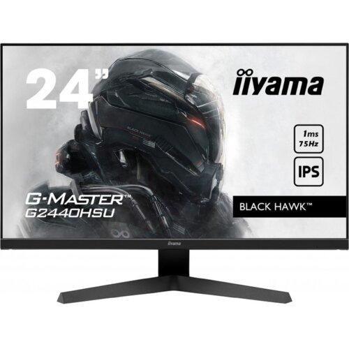 "Monitor IIYAMA G-Master G2440HSU 24"" 1920x1080px IPS 1 ms"