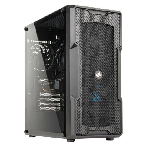 Komputer MAD DOG MD4750G R7-4750G Pro 16GB SSD 512GB HDD 1TB GeForce GTX1660 Super Windows 10 Home