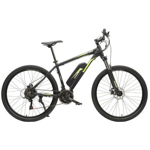 Rower elektryczny INDIANA E3000 M18 27.5 cala męski Czarny