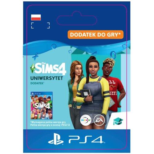 Kod aktywacyjny The Sims 4: Uniwersytet Gra PS4