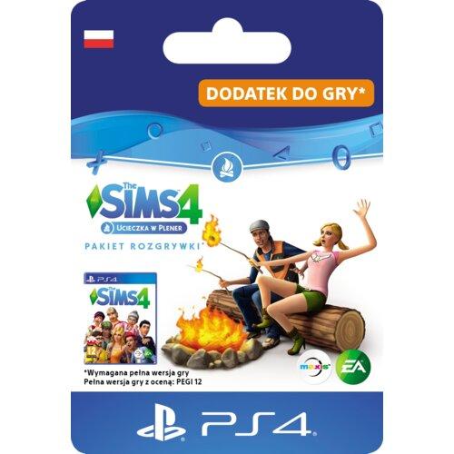 Kod aktywacyjny The Sims 4: Ucieczka w plener Gra PS4