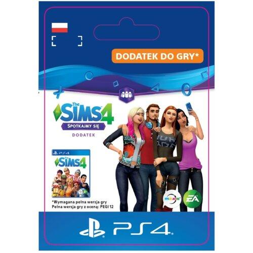 Kod aktywacyjny The Sims 4: Spotkajmy się Gra PS4